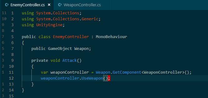 EnemyController_GameObjectField